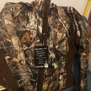 BNWT Realtree Camouflage Women's Coat Size XXL